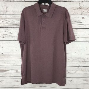 32 Degrees Mens Polo Shirt Short Sleeve Collared